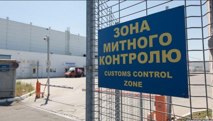 Украинские таможенники «теряют» конфискованные автомобили 1