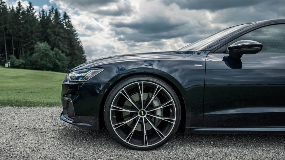 Audi A7 получил 22-дюймовые колеса и 25-процентный прирост мощности 3