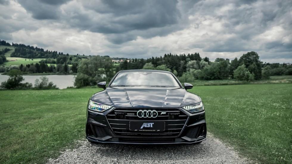 Audi A7 получил 22-дюймовые колеса и 25-процентный прирост мощности 1