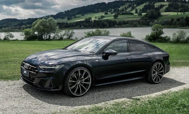 Audi A7 получил 22-дюймовые колеса и 25-процентный прирост мощности 2