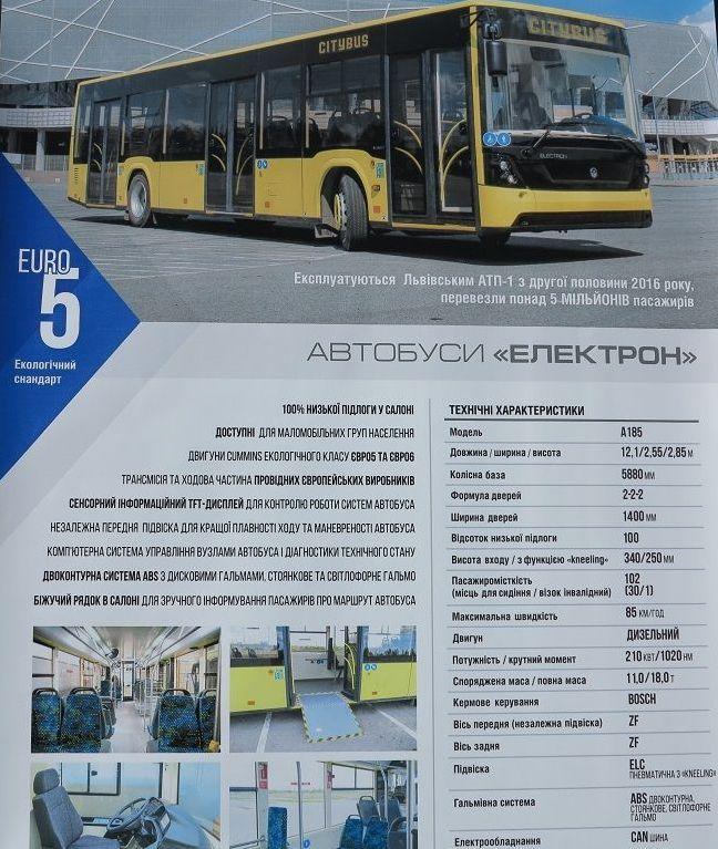 Как собирают автобусы «Электрон» во Львове 1