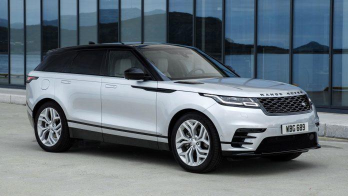 Range Rover станет универсалом 1