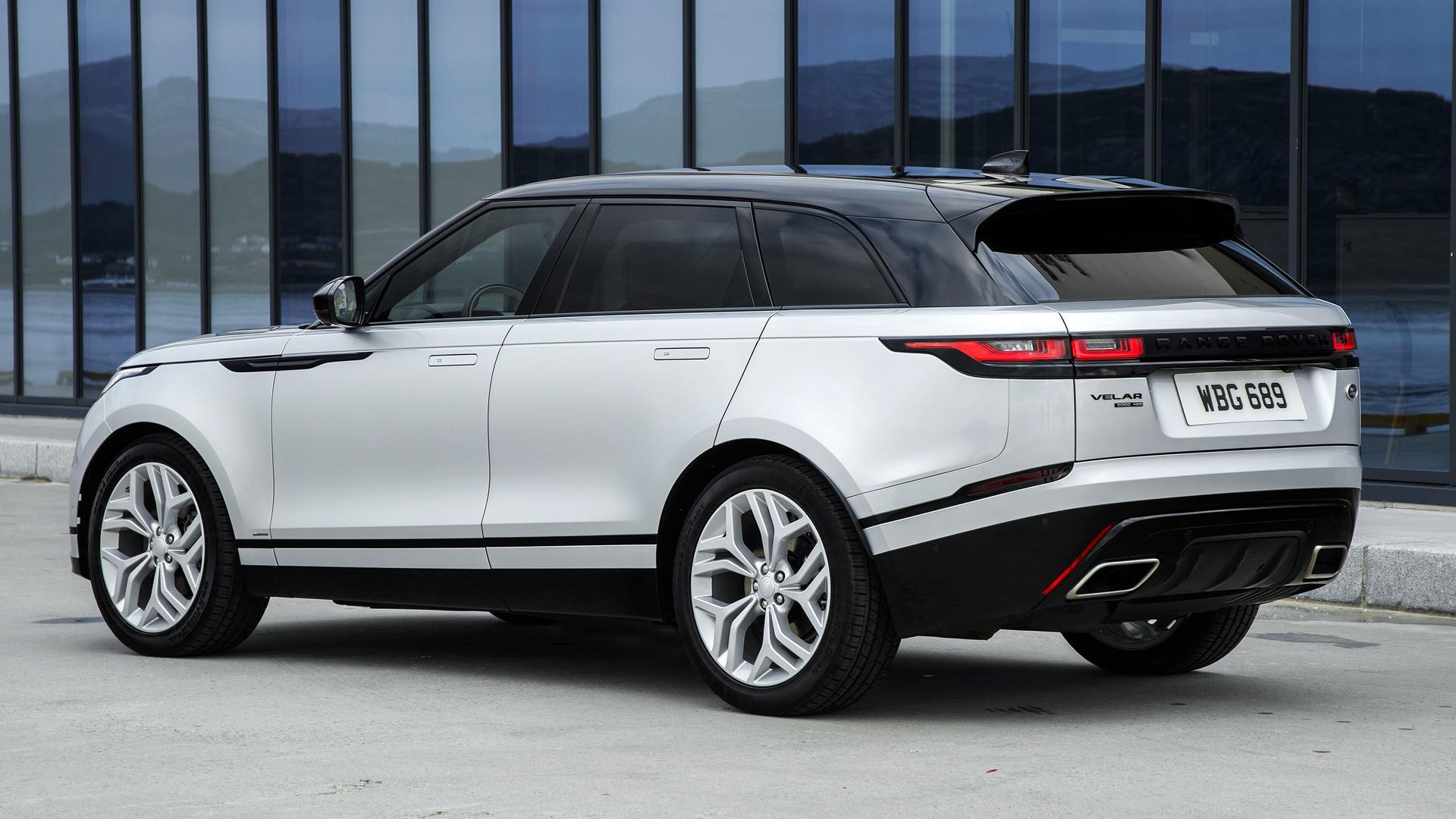 Range Rover станет универсалом 2