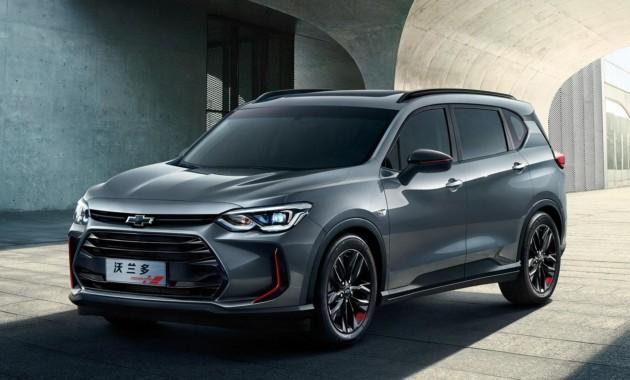 Chevrolet Orlando получил «наследника» 2