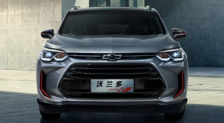 Chevrolet Orlando получил «наследника» 1