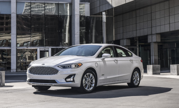 Американский Ford Mondeo намерен конкурировать с Subaru Outback 1