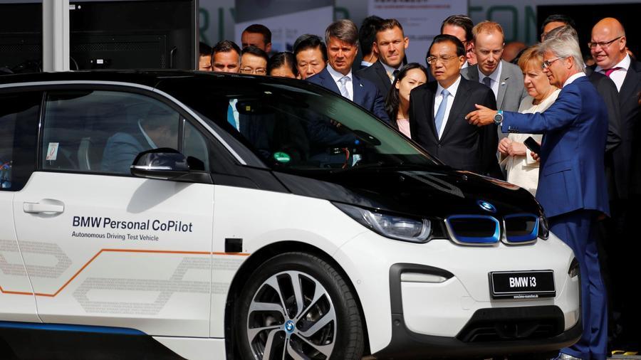 BMW создаст совместное предприятие с компанией Great Wall 1
