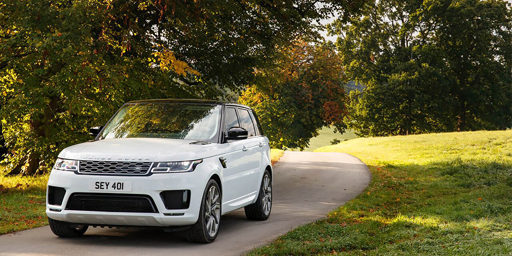 Land Rover презентовал обновленный Range Rover Sport 1