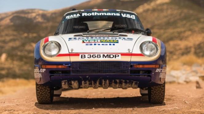 Раллийный Porsche продадут за три миллиона долларов 1