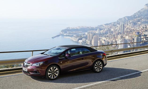 Opel попрощается с кабриолетом Cascada 1