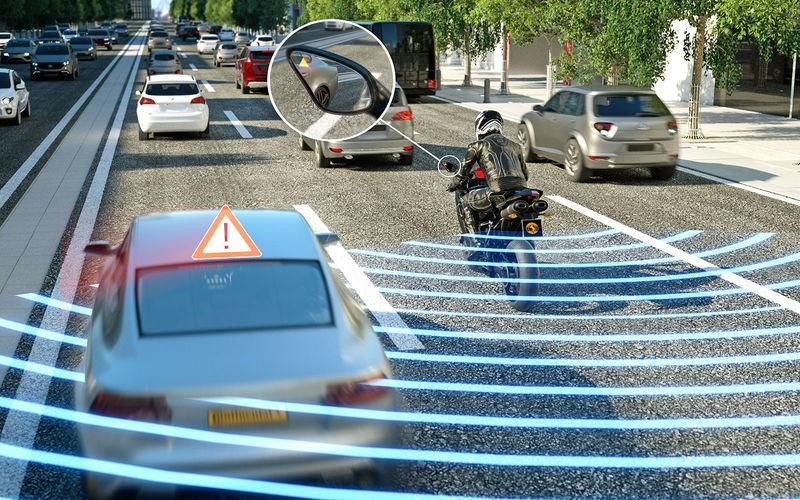 Компания Continental сделает мотоциклы безопаснее 1