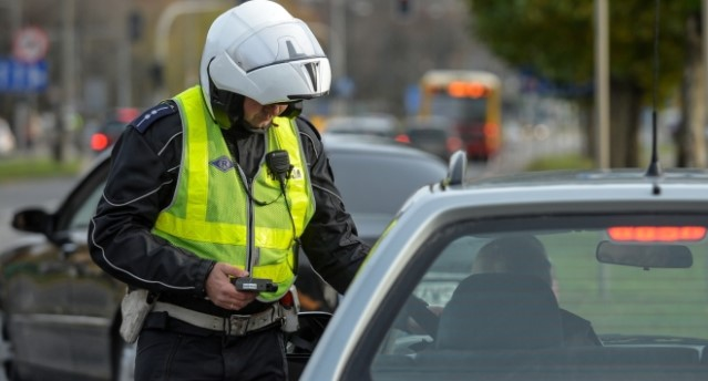 Полицейские Польши вновь отказались штрафовать водителей 1