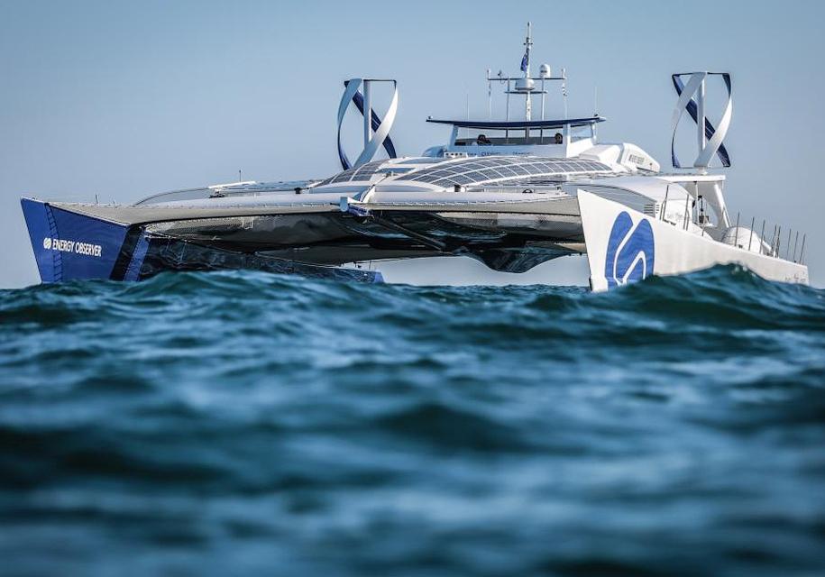 Toyota отправила в шестилетнее плавание лодку без ДВС 2