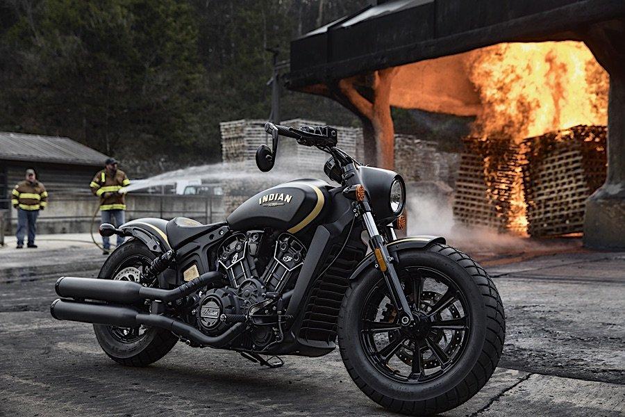 Торговая война «зацепила» производителя мотоциклов Indian 1