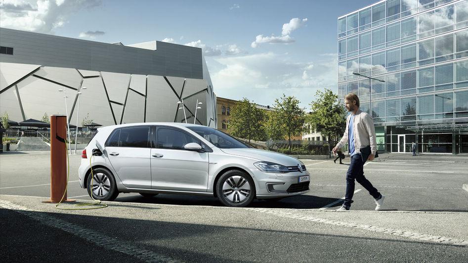 Volkswagen запустит каршеринг электромобилей 1