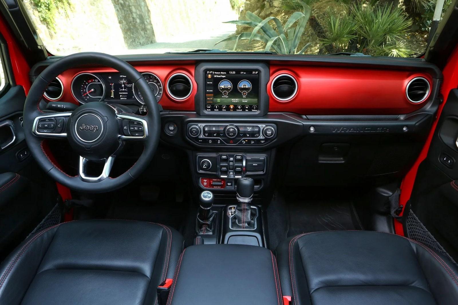Новый Jeep Wrangler придет в Европу осенью с двумя двигателями 2