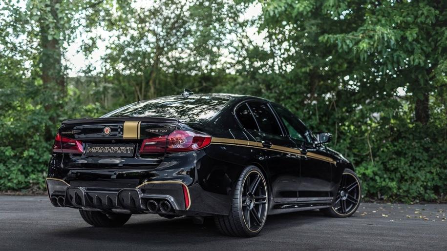 BMW M5 «прокачали» до 713 лошадиных сил 3
