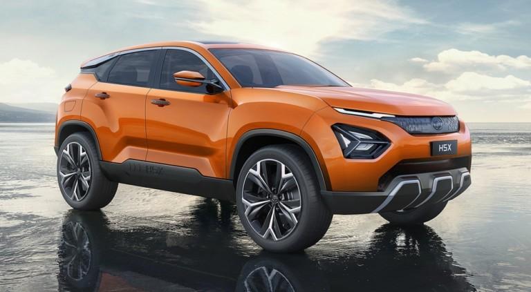 Новый индийский кроссовер получил платформу от Land Rover Discovery и название от Toyota 1
