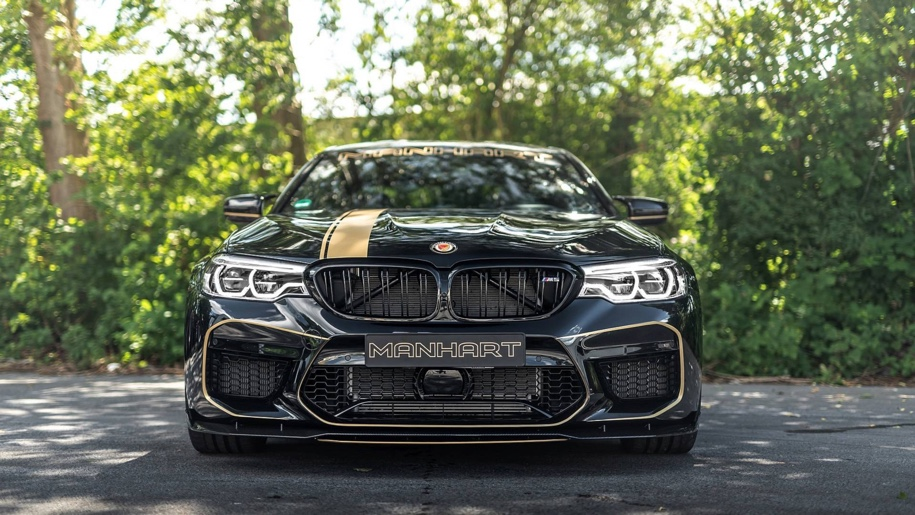 BMW M5 «прокачали» до 713 лошадиных сил 2