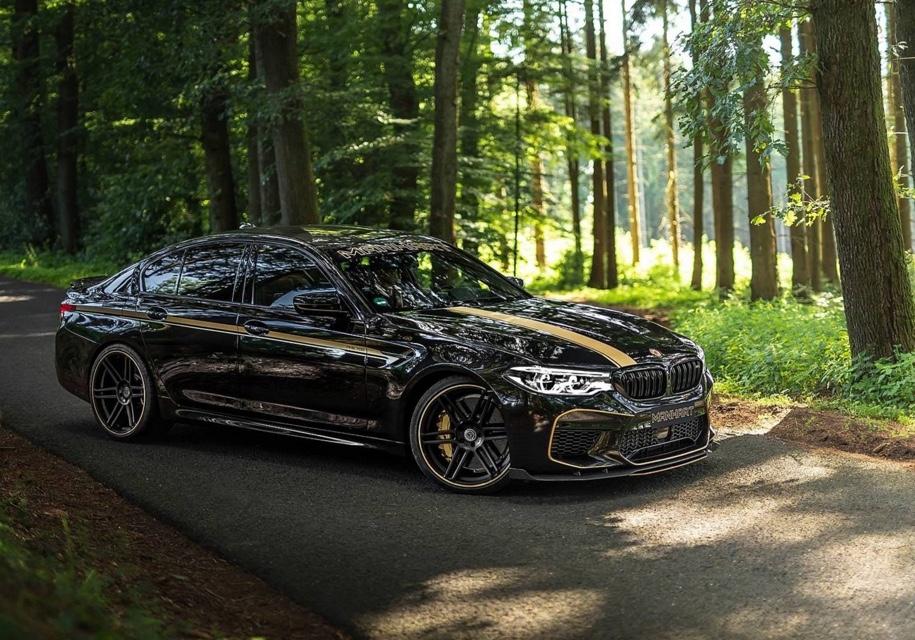BMW M5 «прокачали» до 713 лошадиных сил 1