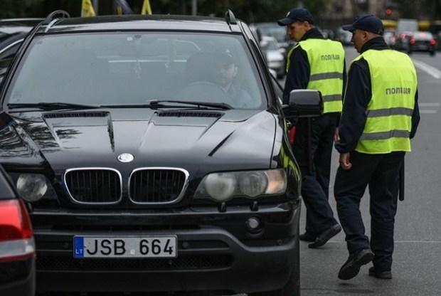 Авто на «еврономерах» будут ловить с помощью системы «Рубеж» 1