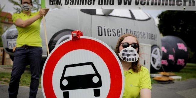 Немецкий бизнес подсчитал убытки от «дизельгейта» 1