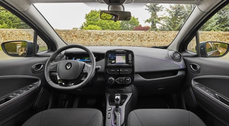 Renault Zoe перейдет на новую платформу 3
