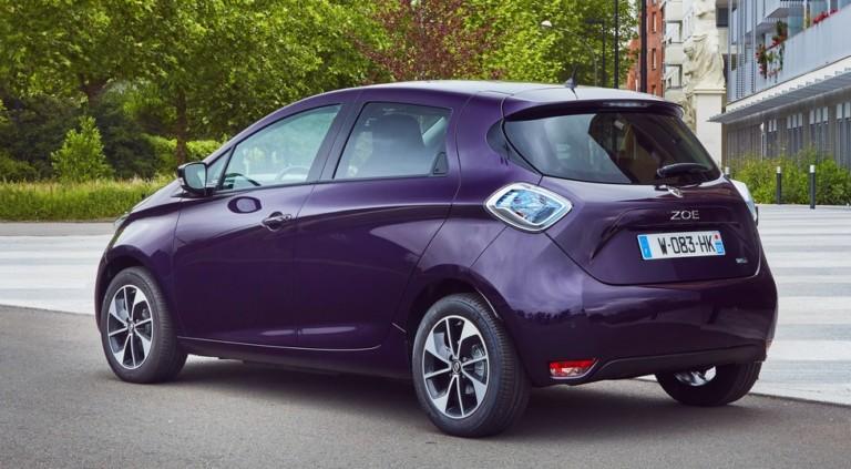 Renault Zoe перейдет на новую платформу 2