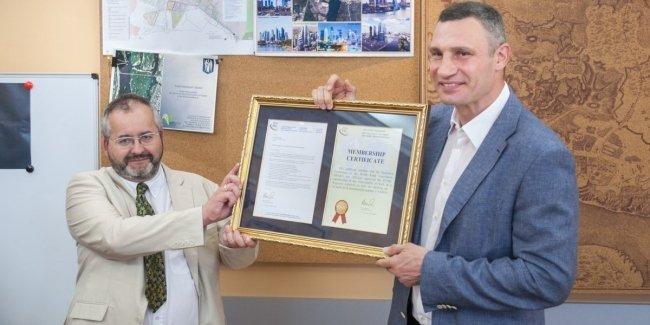 Киев стал членом Всемирной ассоциации автомагистралей 1