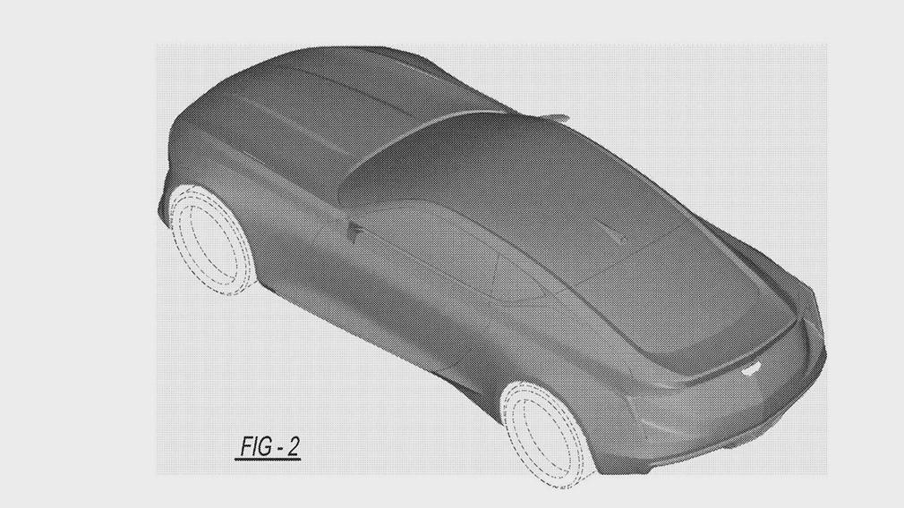 Cadillac запатентовал роскошное купе 2