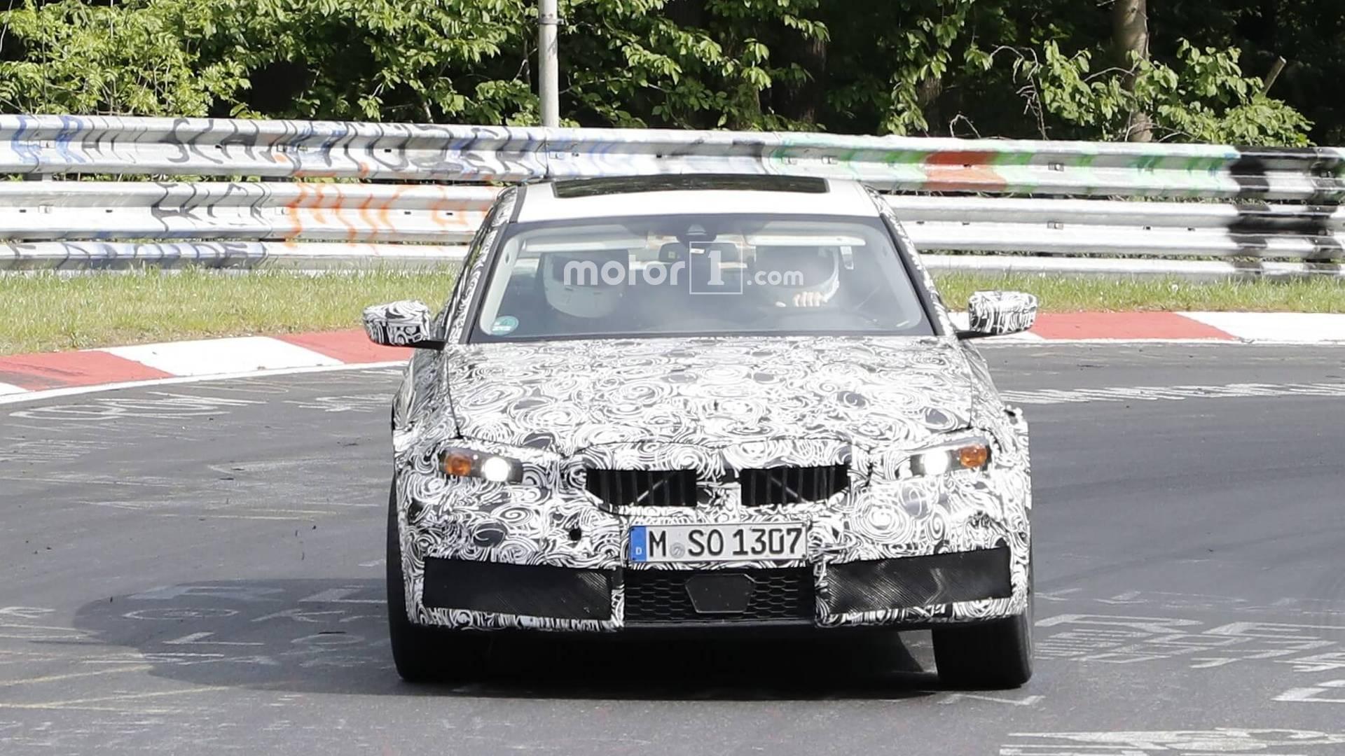 Новый BMW M3 будет мощнее и легче 1