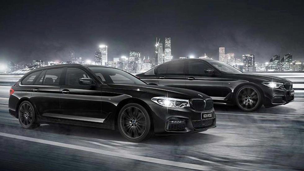 BMW подготовила 5 Series в честь фильма «Миссия невыполнима» 2