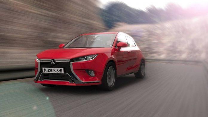В Сети рассекретили новую разработку Mitsubishi 1