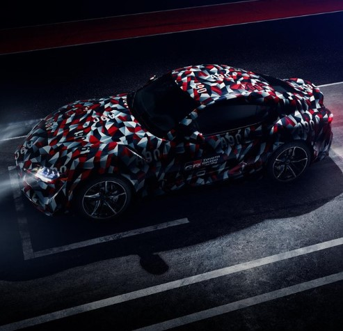 Абсолютно новая Toyota: первое фото и дата премьеры 1