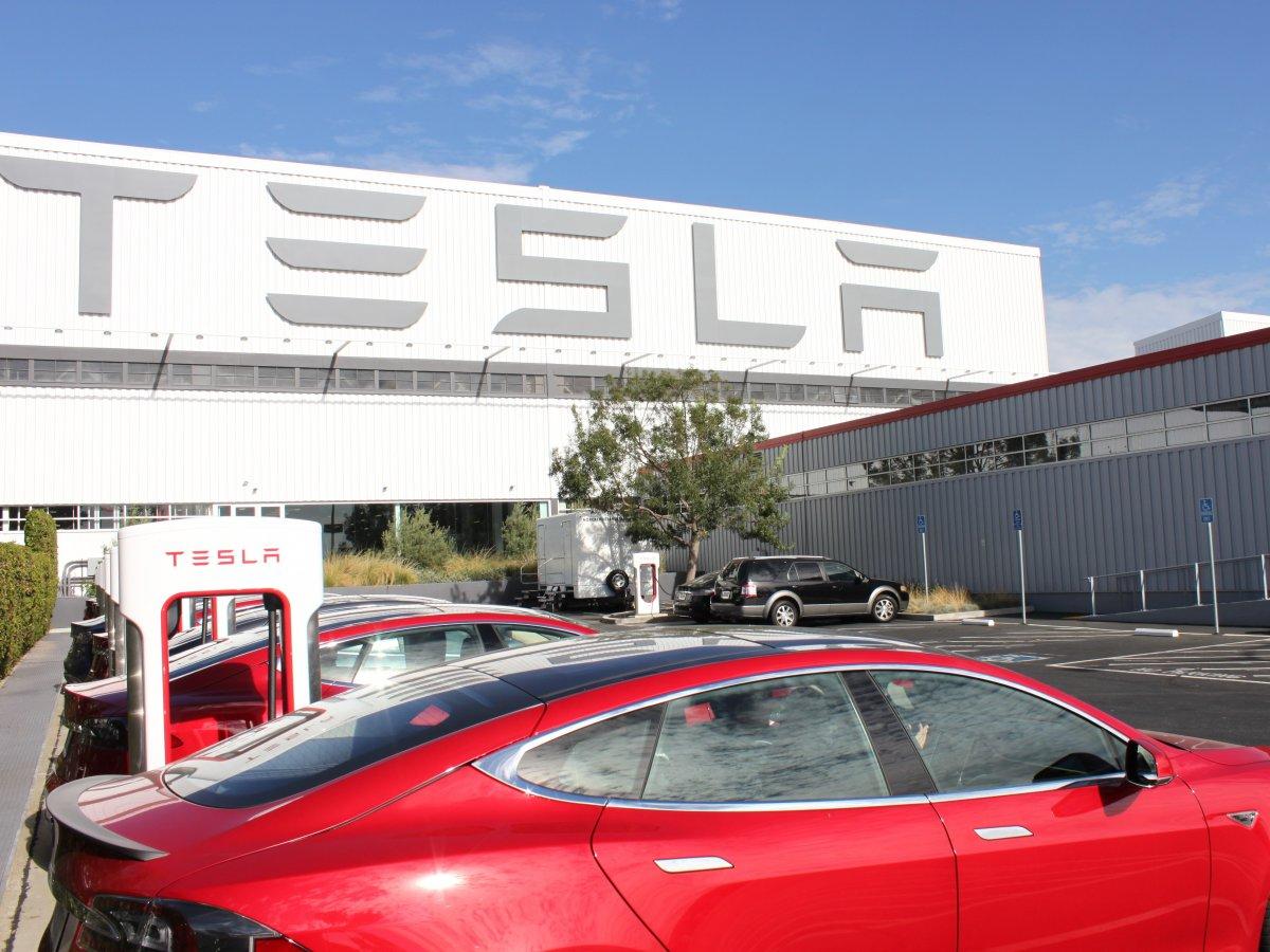 Илону Маску предложили построить завод Tesla в Украине 1