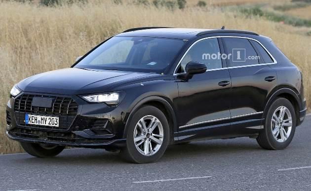 Новый Audi Q3 «замечен» почти без камуфляжа 1