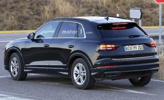 Новый Audi Q3 «замечен» почти без камуфляжа 2