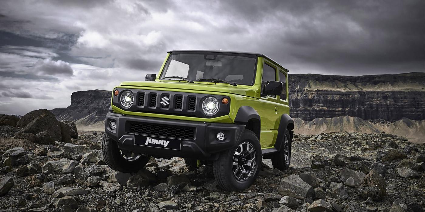 В Suzuki рассказали о новом Jimny 1