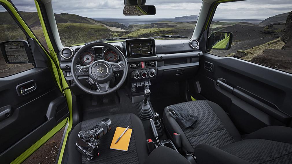 В Suzuki рассказали о новом Jimny 3