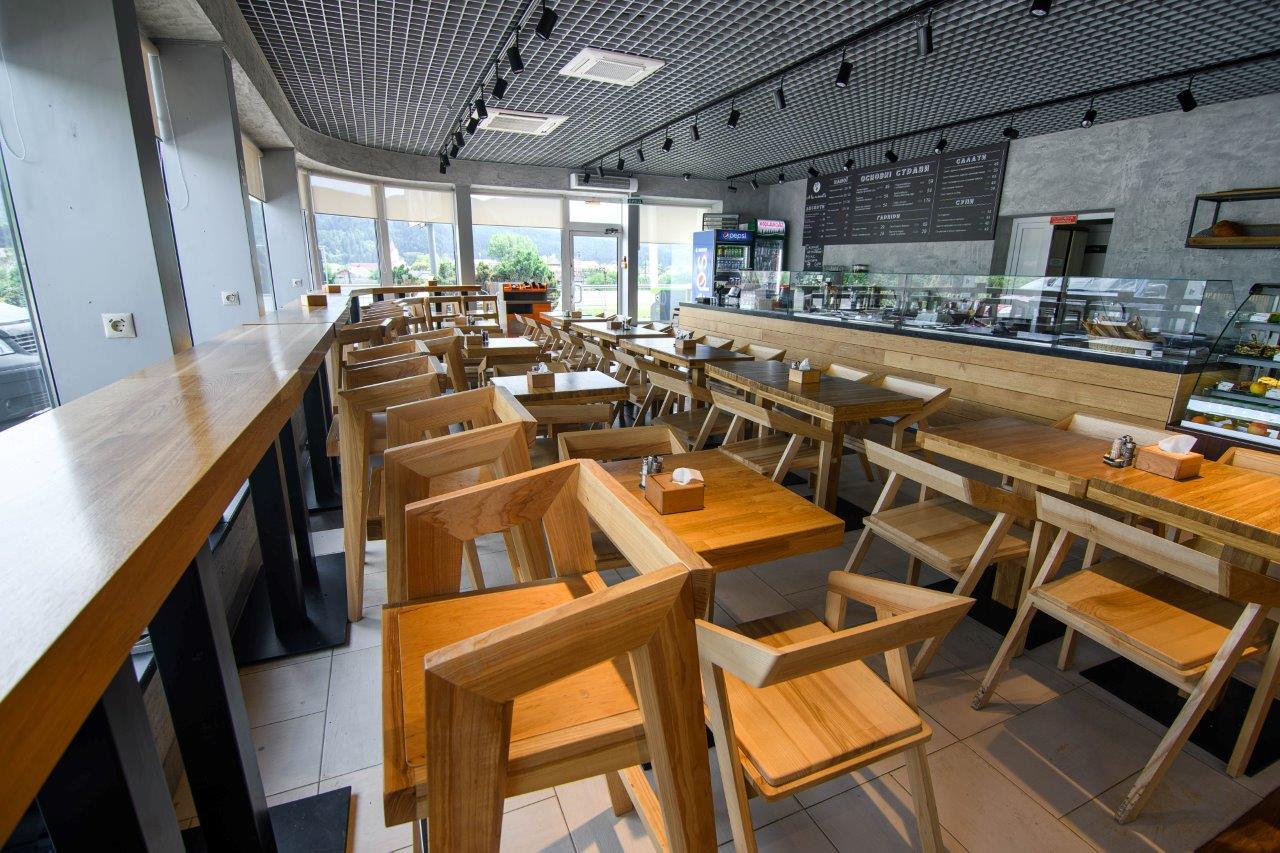 Сеть ОККО обновила 7 ресторанов А la minute в формат «мясо и хлеб» 1