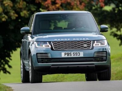 Range Rover составит конкуренцию Bentley и Rolls-Royce 1