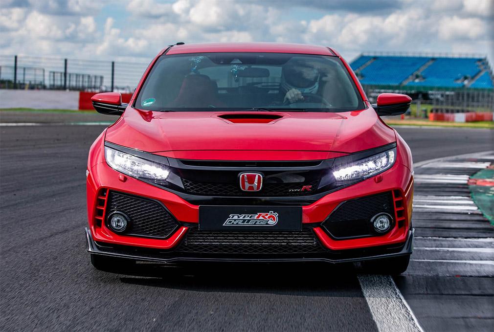 Honda Civic Type R стал рекордсменом Сильвестоуна 1