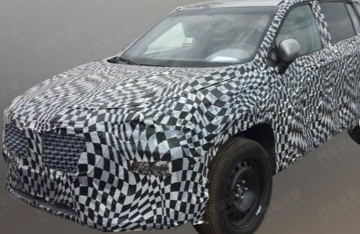 Бюджетная марка GM и SAIC показала изображения нового кроссовера 1