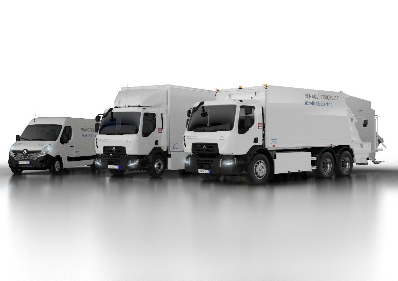 Renault Trucks раскрыла второе поколение электрогрузовиков 1
