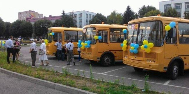 Правоохранители проверят предприятия, которые приобрели российские школьные автобусы 1
