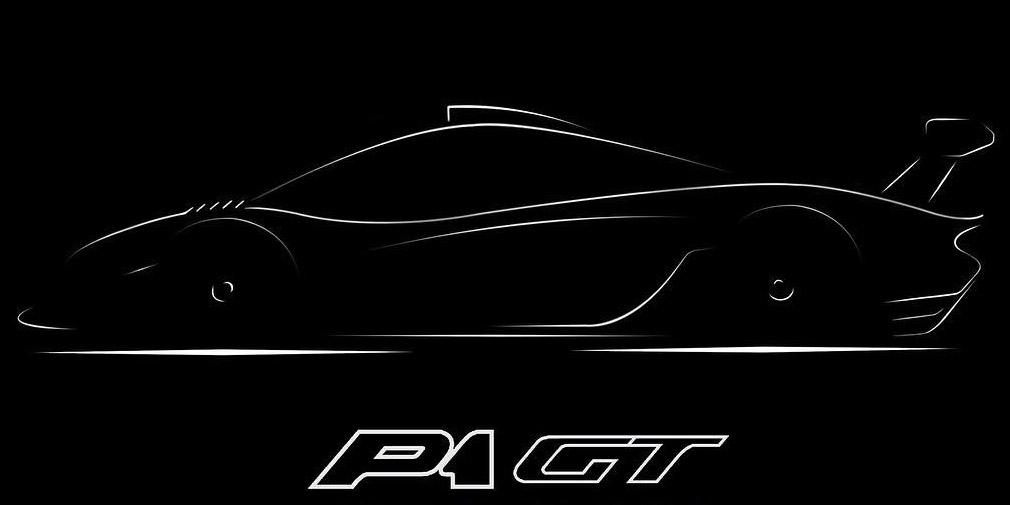 На Фестивале скорости будет показан 1000-сильный супергибрид McLaren 1
