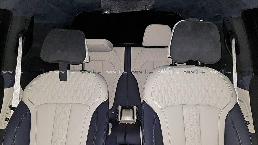 Интерьер серийного кроссовера BMW X7 рассекретили до премьеры 1