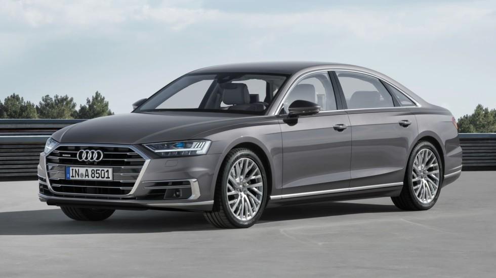 Audi A8 снарядят в лакшери-сегмент 2