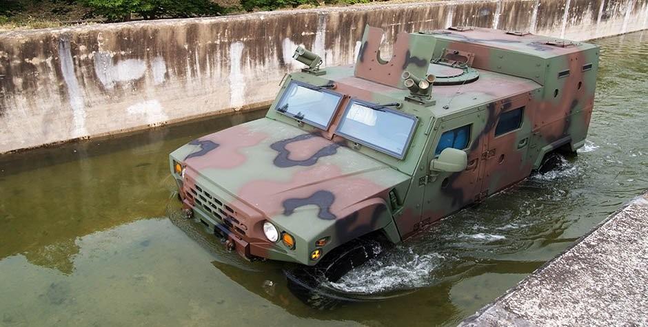 Что Kia выпускает для военных 2