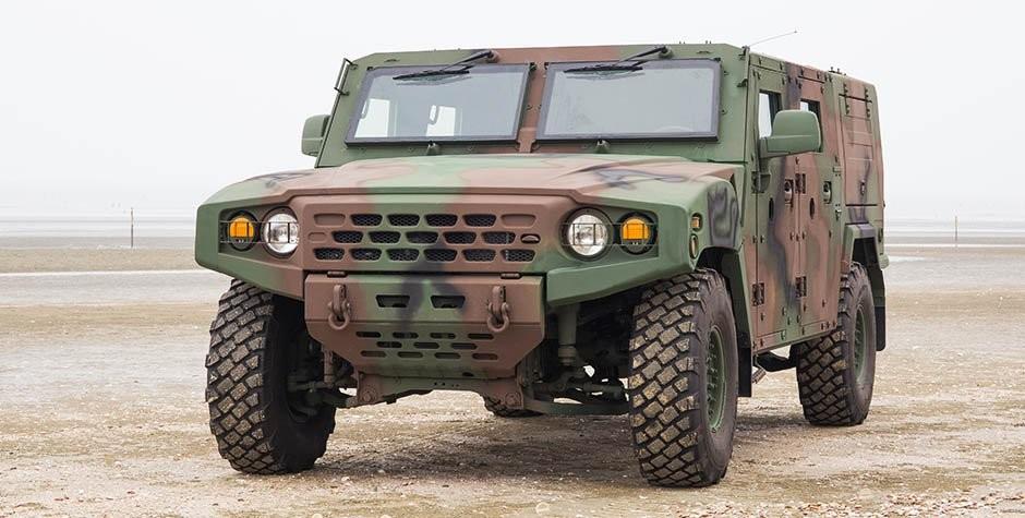 Что Kia выпускает для военных 1